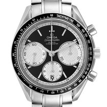 Omega Speedmaster Racing Steel 40mm Black United States of America, Georgia, Atlanta