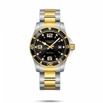 Longines L3.740.3.56.7 Steel HydroConquest 41mm new United States of America, New York, Bellmore