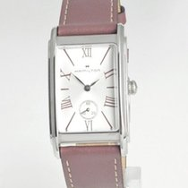Hamilton Женские часы 28.4mm Кварцевые новые Часы с оригинальными документами и коробкой