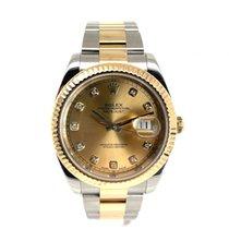 Rolex 126333 Gold/Stahl 2016 Datejust 40mm gebraucht Deutschland, Köln