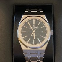 Audemars Piguet 15400st.oo.1220st.01 Acier 2015 Royal Oak Selfwinding 41mm occasion