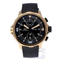 IWC IW379503 2018 Aquatimer Chronograph pre-owned