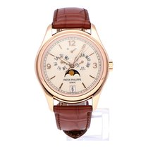 Patek Philippe Red gold Automatic White 39mm new Annual Calendar