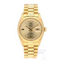 Rolex Day-Date 36 Oro Sin cifras