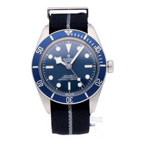 Tudor Black Bay Fifty-Eight Staal 39mm Blauw Geen cijfers Nederland, Amsterdam