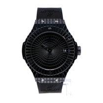 Hublot Big Bang Caviar Керамика 41mm Черный Без цифр