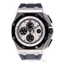 Audemars Piguet Tantalum Automatic 44mm pre-owned Royal Oak Offshore Chronograph