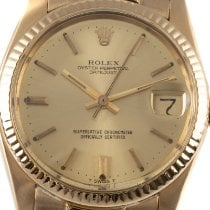 Rolex Lady-Datejust Or jaune 31mm Or