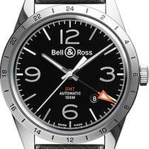 Bell & Ross BR V1 Steel 42mm Black Arabic numerals United States of America, California, Moorpark