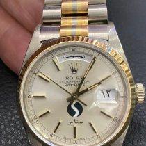 Rolex Rolex 18039b Oro blanco 1985 Day-Date 36 nuevo