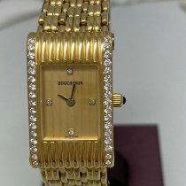 Boucheron Желтое золото 30mm Кварцевые Reflet подержанные
