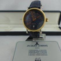 Jacques Lemans Acero 38mm Automático 660 nuevo
