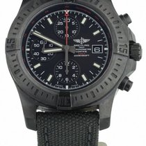 Breitling Colt Chronograph Steel 44mm Black United States of America, Illinois, BUFFALO GROVE
