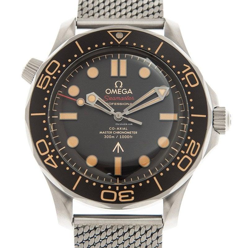 Omega Seamaster Diver 300 M 210.90.42.20.01.001 new