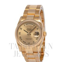 Rolex Day-Date 36 new 2013 Automatic Watch with original box and original papers 118208