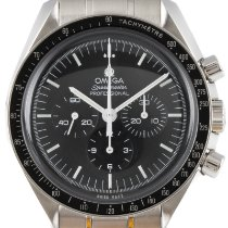 Omega Speedmaster Professional Moonwatch Stål 42mm Svart