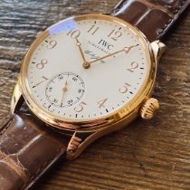 IWC Rose gold 43mm Manual winding IW544201 pre-owned
