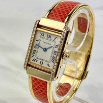 Cartier Tank (submodel) Gelbgold 21mm Deutschland, Essen