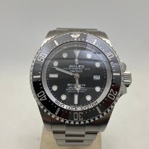 Rolex Sea-Dweller Deepsea Acero 44mm Negro España, Barcelona