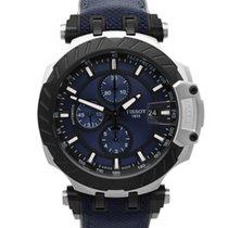 Tissot T-Race neu 2021 Automatik Chronograph Uhr mit Original-Box und Original-Papieren T115.427.27.041.00