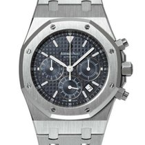 Audemars Piguet Royal Oak Chronograph Сталь 39mm Черный Без цифр Россия, Moscow