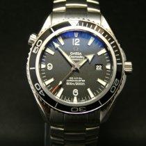 Omega Seamaster Planet Ocean Acier 45mm Noir Arabes