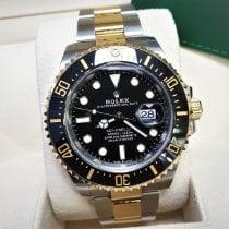 Rolex Sea-Dweller Gold/Steel 43mm Black No numerals United Kingdom, Kent