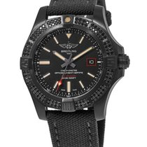 Breitling Avenger Blackbird 44 Titanium No numerals United States of America, New York, Brooklyn
