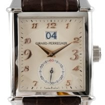 Girard Perregaux Vintage 1945 Steel 32mm Champagne