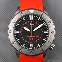 Sinn U2 Steel 44mm Black United States of America, Oregon, Portland