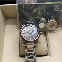 Ball Engineer II Marvelight Acero 40mm Gris Sin cifras