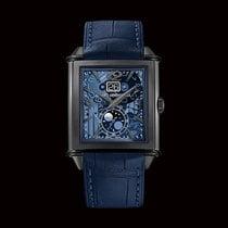 Girard Perregaux Titane Remontage automatique Bleu nouveau Vintage 1945
