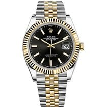 Rolex 126333G Yellow gold 2020 Datejust 41mm new