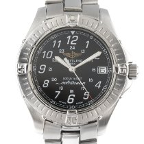 Breitling Steel 38mm Quartz A64050 pre-owned