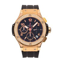 Hublot Big Bang 41 mm Rose gold 41mm Black Arabic numerals United States of America, Florida, Boca Raton