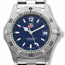 TAG Heuer 2000 Steel 37.5mm Blue United States of America, California, Simi Valley