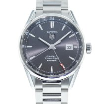 TAG Heuer Carrera Calibre 7 Steel 41mm Grey United States of America, Georgia, Atlanta