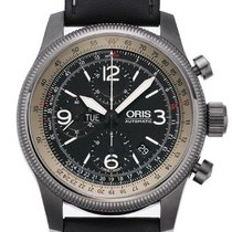 Oris Big Crown X1 new 2020 Automatic Chronograph Watch with original box and original papers 01 675 7648 4264-Set 5 23 76
