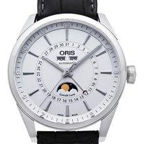 Oris Artix Complication Steel 42mm Silver