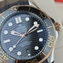 Omega Seamaster Diver 300 M nowość 2020 Automatyczny Zegarek z oryginalnym pudełkiem i oryginalnymi dokumentami 210.22.42.20.01.002