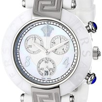 Versace Steel 40mm Quartz new