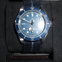 Tudor Black Bay Fifty-Eight Staal Blauw