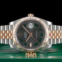 Rolex 126331 Золото/Cталь 2019 41mm подержанные