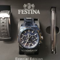 Festina new Quartz 44mm Steel