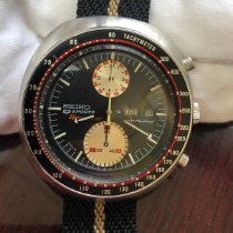 Seiko 5 Sports Steel 44mm United States of America, Tennesse, Chattanooga