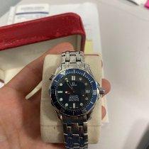 Omega Seamaster Diver 300 M Acier 36mm Bleu Sans chiffres France, CARCASSONNE