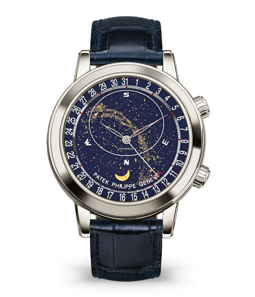 Patek Philippe Celestial 6102P-001 new