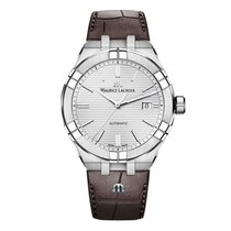 Maurice Lacroix AI6008-SS001-130-1 Steel 2020 AIKON 42mm new