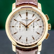 Vacheron Constantin Patrimony Rose gold Silver United States of America, Massachusetts, Boston