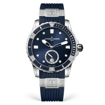Ulysse Nardin Women's watch Lady Diver 40mm Automatic new Watch with original box and original papers 2020